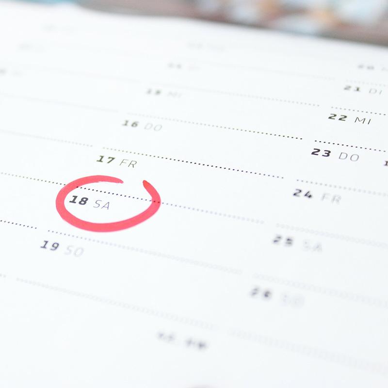 ALfA Stuttgart – Kalender für Termine